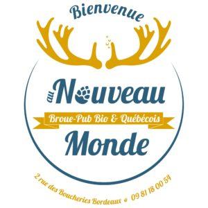 Au Nouveau Monde Bordeaux logo