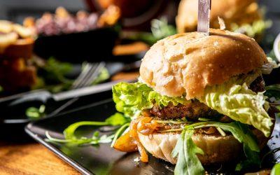 Au Nouveau Monde Bordeaux : burger maison