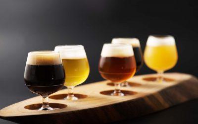 Au Nouveau Monde Bordeaux : bières maison