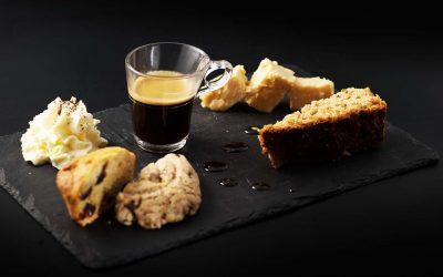 Au Nouveau Monde café gourmand